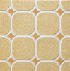 艶をかけられた陶磁器の床タイル(257#)