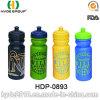 Bottiglie di acqua di plastica di sport esterno del PE portatile (HDP-0893)