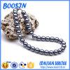 Конструкция ожерелья перлы фабрики дешевая изготовленный на заказ для Bridal