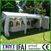 Jardim Party Tent Wedding Gazebo Canopy com Side Walls