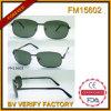 Lunettes de soleil de mode de vente en gros de la qualité FM15602