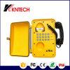 Teléfono impermeable sin manos marina industrial resistente Knsp-01