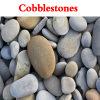 정원사 노릇을 하기를 위한 자연적인 Polished 정원 돌, 강 자갈 돌 및 포장