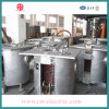Mechanischer betitelnder Stahlplatin-Metallschmelzender Ofen