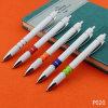 Crayon lecteur en plastique de pointe d'écriture de vente en gros fluente de crayon lecteur sur la vente