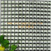Yx-Ms48 3D Rose Stainless Mosaic Tile, Metal Mosaic Tile, Foshan Tile