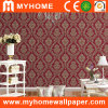 Roll doble Wallpaper con Paintable Design