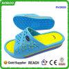 Deslizadores lavables al aire libre durables de las mujeres de la cuña de la inyección (RW28329F)