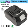 3000mAh Makita Rechargeable Power Tool Backup Battery Bl1830