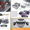 Прессформа Mould&Bumper пластичной впрыски автозапчастей пластичная