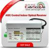 Berufskontrollierter CATV FTTH optischer Innenempfänger lieferanten-Hochleistungs-2 Methode ausgegebener intelligenter Agc-