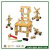 Juguete de madera de encargo de la silla del precio de fábrica vario