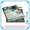 La cubierta suave barata del atascamiento espiral del precio cataloga la fábrica de la impresión de los folletos