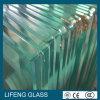 6mm, 8mm, 10mm het Tafelblad Aangemaakte Glas van de Bovenkant van de Lijst van het Glas