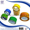 Cinta adhesiva de acrílico de la insignia BOPP del embalaje del rectángulo de BOPP