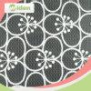 Австрийская вышивка конструирует ткань шнурка цветка Nylon в Surat