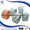 6rolls por encogimiento plano, 36rolls en un rectángulo BOPP o cinta adhesiva cristalina