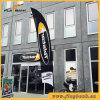 Adverterend Goedkope de Douane van de Banners van de Vertoning van het Aluminium/van de Vlaggen van de Veer