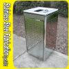 El OEM de Keenhai recicla el cubo de basura al aire libre grande del acero inoxidable