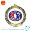 Médaille en laiton faite sur commande de souvenir de sport de base-ball de challengeur