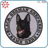 Vorzügliches feines Detail-Tierhundestickerei-Abzeichen