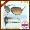 De Zonnebril van het Af:drukken van de Luipaard van het geslacht met Vrije Steekproef (F15318)