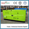 Sdec 125kVA/100kw 침묵하는 유형 디젤 엔진 힘 전기 발전기 디젤 엔진 생성 발전