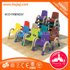 Buntes Kids Leisure Chair Preschool Writing Chair mit Backrest