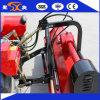 35-40HPトラクターのための油圧水土地の回転式すき
