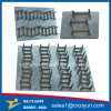 Gerade Zinke-Stahlausbessern-Platten
