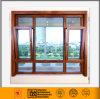 Wärmeisolierung-und Ton-Beweis-Neigung-und Drehung-Aluminiumfenster