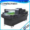 Flachbettdrucker der u-Platte Identifikation-Karten-UV-LED (bunte UV6015)