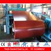 Aço Prepainted vermelho PPGI do soldado do óxido de Ral 3009