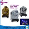 LEDの小型移動ヘッド点ライト(HL-014ST)