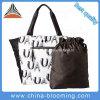 Sacchetto della spiaggia della spalla della maniglia dei Totes della borsa dell'elemento portante del poliestere delle signore