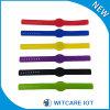 Fitness GymsのためのスマートなRFID Silicone RFID Wristband