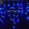 2*0.8m LED Outdoor Curtain Icicle Drop Fairy Light