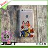 Caso de escudo duro do iPhone com impressão do projeto do cliente (RJT-0214)