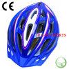 Casque européen de type, casque de vélo bleu, casque de vélo Pocket
