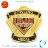 Médaille en métal de bâti de souvenir de qualité d'approvisionnement
