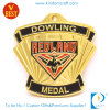 Medaille Van uitstekende kwaliteit van de Herinnering van Redland van het Ontwerp van de levering de Speciale 3D in de Legering van het Zink