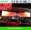 Exhibición de LED de la etapa de la consumición de las energías bajas de P10 SMD