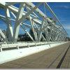 設計されていた鉄骨構造プレハブ橋