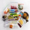 Sac de tirette/sac de glisseur, sachet en plastique de nourriture, sacs de conteneur de fruit de nourriture