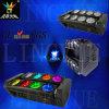 indicatore luminoso capo mobile di effetto del fascio della fase di 8X10W LED