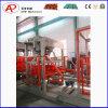 機械/ペーバーを作る空のコンクリートブロック石造りの煉瓦機械