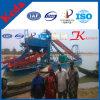 2016 아프리카에 있는 최신 사슬 물통 금 준설 배
