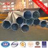 110kv Südamerika polygonaler 25m 18kn Stahlpole Preis