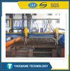간단한 구조 금속 CNC 플라스마 절단 째는 기계