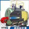Caldera horizontal 1.25 del petróleo del gas de combustión interna del MPa de 3 toneladas